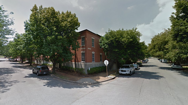 The intersection of Lami and Tenth, where the incident took place. - VIA GOOGLE MAPS