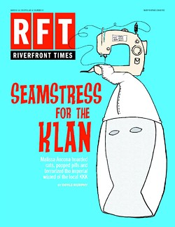 The murder was an RFT cover story in 2017. - RIVERFRONT TIMES