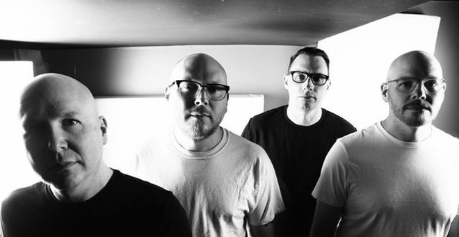 Smoking Popes will perform at the Firebird on Saturday. - VIA ARTIST WEBSITE