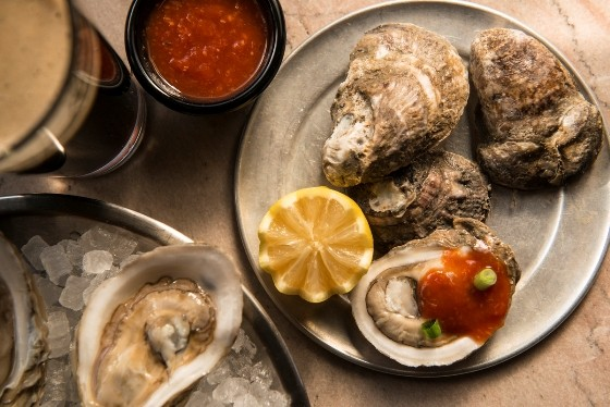 Broadway Oyster Bar | image courtesy of Broadway Oyster Bar