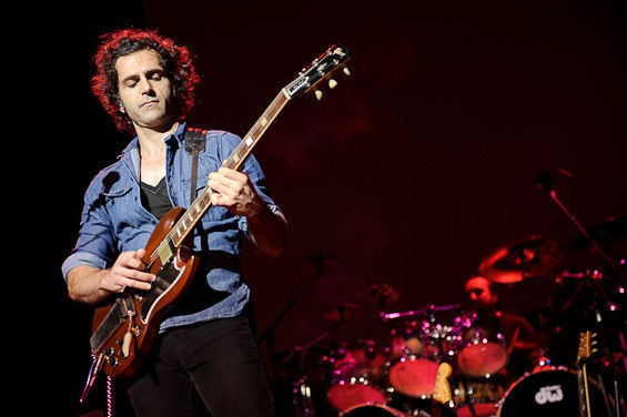 Zappa Plays Zappa returns to St. Louis tonight with a show at the Ready Room. See more photos from the 2010 performance at the Pageant in RFT Slideshows. - PHOTO BY TODD OWYOUNG