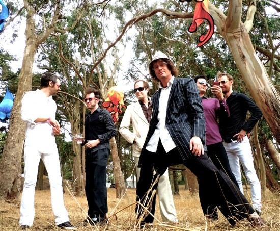 Catch Electric Six at the Firebird on Sunday with openers White Reaper and Tok. - PHOTO COURTESY OF ELECTRIC SIX
