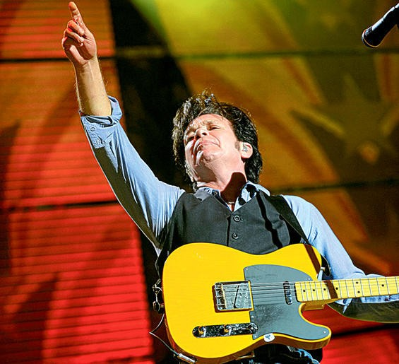 John Mellencamp returns to St. Louis this Friday at the Peabody Opera House. - PHOTO BY TODD OWYOUNG
