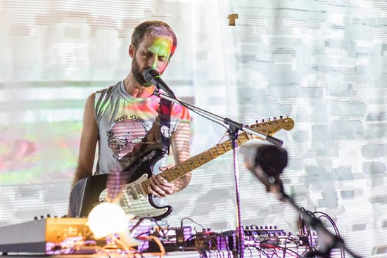Catch Hylidae at the 2015 RFT Music Showcase: Atomic Cowboy at 11 p.m. - PHOTO BY MABEL SUEN
