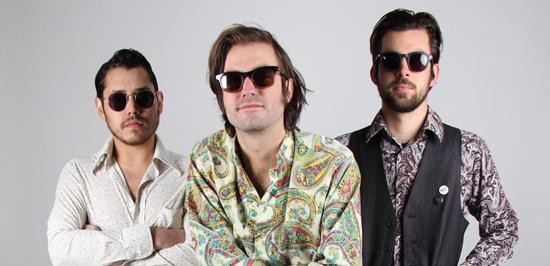 Catch Brother Lee and the Leather Jackals at the 2015 RFT Music Showcase: The Gramophone at 10 p.m. - PHOTO PROVIDED BY BAND.