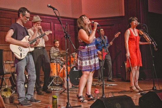 Catch Letter to Memphis at the 2015 RFT Music Showcase: HandleBar at 8 p.m. - PHOTO BY JOE SCHMIDT.
