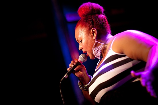 Catch Theresa Payne at the 2015 RFT Music Showcase: The Ready Room at 3 p.m. - PHOTO PROVIDED BY THERESA PAYNE.