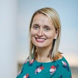 Basia Skudrzyk, as shown in her LinkedIn. - VIA LINKEDIN