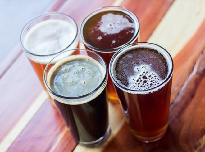 In St. Louis, craft beer is a matter of civic pride. - MABEL SUEN