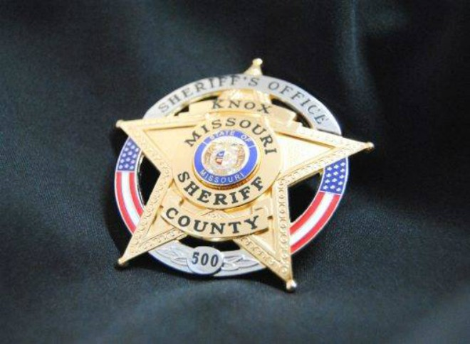 Knox County Sheriff Robert Becker pleaded guilty to sex abuse and domestic assault. - KNOX COUNTY SHERIFF FACEBOOK