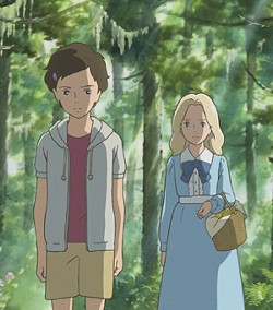 When Marnie Was There. - © 2014 GNDHDDTK