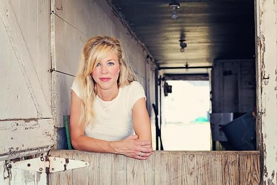 Leslie Moore, founder of Farmer Girl Meats. | Compliments of Farmer Girl Meats