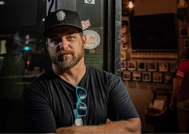 Tom Halaska is leading an alcohol-free lifestyle movement. - MATTHEW DEUTSCHMANN