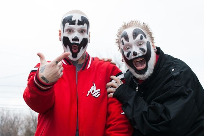 Violent J is the handsome gentleman on the right. - VIA PSYCHOPATHIC RECORDS