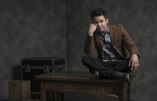 Justin Willman will perform at the Pageant this Saturday, August 22. - BRIAN KELLY