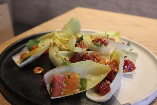 Citrus salad. - SARAH FENSKE