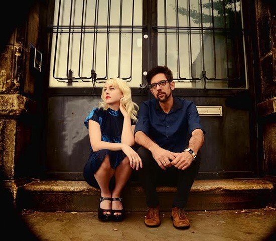 Paige Brubeck and Evan Sult of Eleven Magazine / Sleepy Kitty. - PHOTO BY SHERVIN LAINEZ.