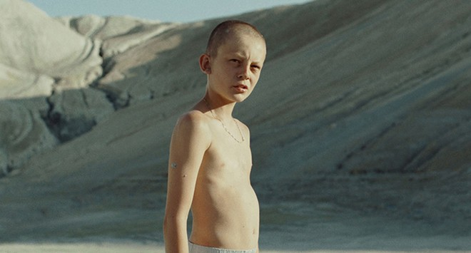 "In Jeremy Comte's ""Fauve"" two boys explore a landscape of abandoned trains and buildings. - (C) 2019 SHORTSTV"
