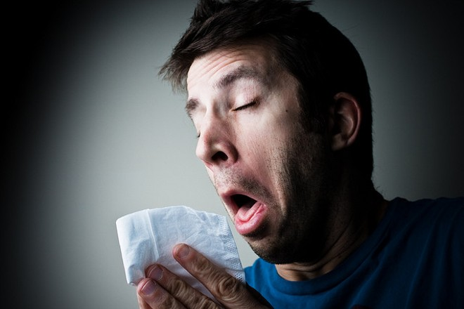 It's only September, but colds are already popping up in St. Louis. - PHOTO COURTESY OF FLICKR/ ALLAN FOSTER
