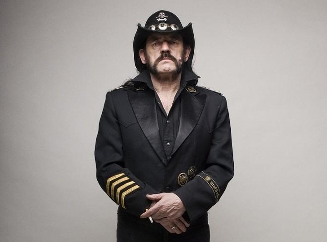 Lemmy won't be going anywhere anytime soon. - ROBERT JOHN