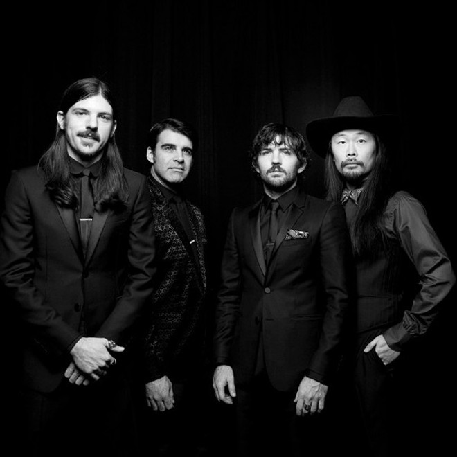 The Avett Brothers return to St. Louis for LouFest 2015 alongside Ludacris, BIlly Idol and many more. - PRESS PHOTO VIA NEW FRONTIER TOURING