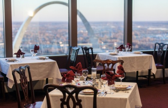 Rooftop Restaurants St Louis