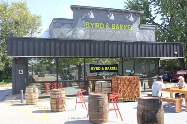 Byrd & Barrell is now open on S. Jefferson Avenue. - CHERYL BAEHR