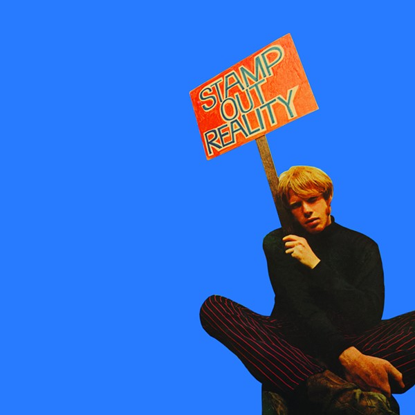 The cover art for Jandek's St. Louis release.