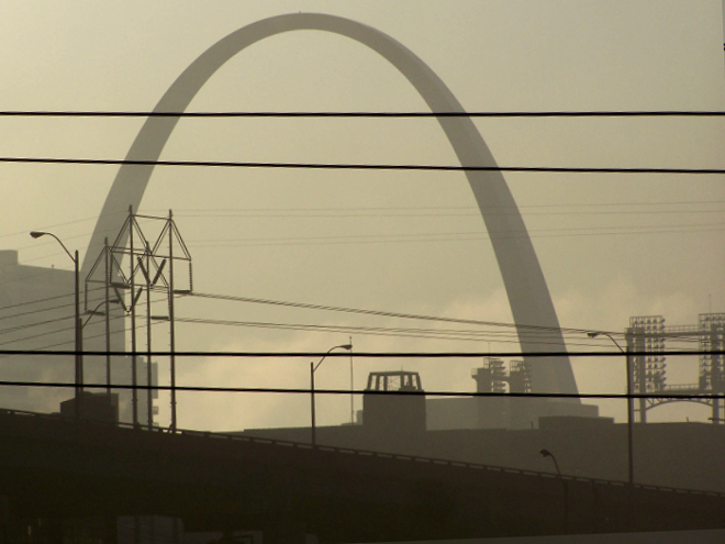 Dark times in St. Louis. - PHOTO COURTESY OF FLICKR/ VIQI FRENCH