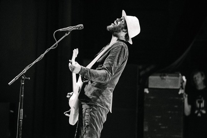 Gary Clark Jr. will perform at the Fox Theatre on Monday, August 12. - JOEY MARTINEZ