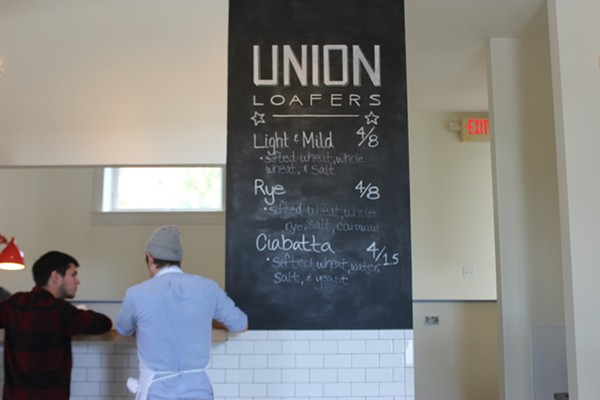 Union Loafers is now open in Botanical Heights. - CHERYL BAEHR