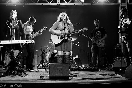 The Defeated County releases its new album Bar Tabs and Baby Names this Friday at Foam. - PHOTO BY ALLAN CRAIN