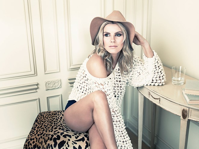Grace Potter will perform at the Pageant on Saturday, October 17. - PRESS PHOTO VIA OFFICIAL WEBSITE