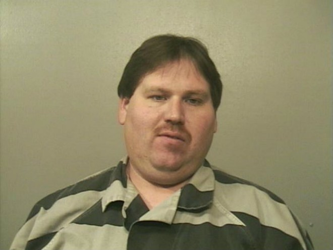 Craigslist Conman Jason Cripe pleaded guilty on Wednesday to assaulting federal agents and wire fraud in St. Louis. - IMAGE VIA MACON COUNTY SHERIFF'S DEPARTMENT