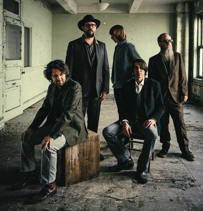 Saturday night's alright for southern rock: Drive-By Truckers returns to St. Louis on October 24 for a show at the Pageant. - PHOTO BY DAVID MCCLISTER