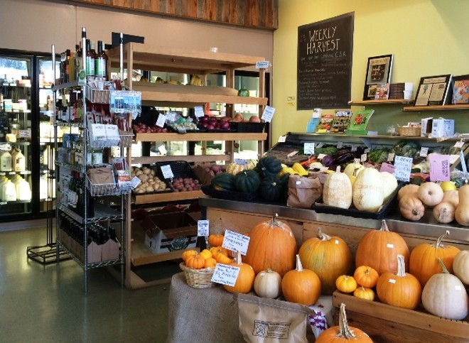LOCAL HARVEST GROCERY | SARA GRAHAM
