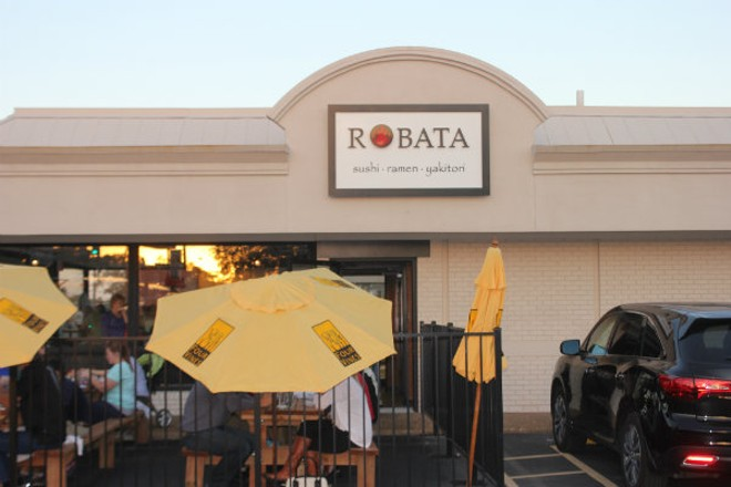 Robata serves sushi, ramen and yakitori in Maplewood. - CHERYL BAEHR