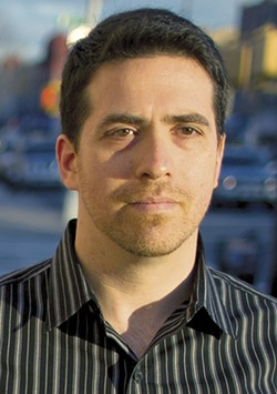 Shulem Deen, the Hasidic Rebel.