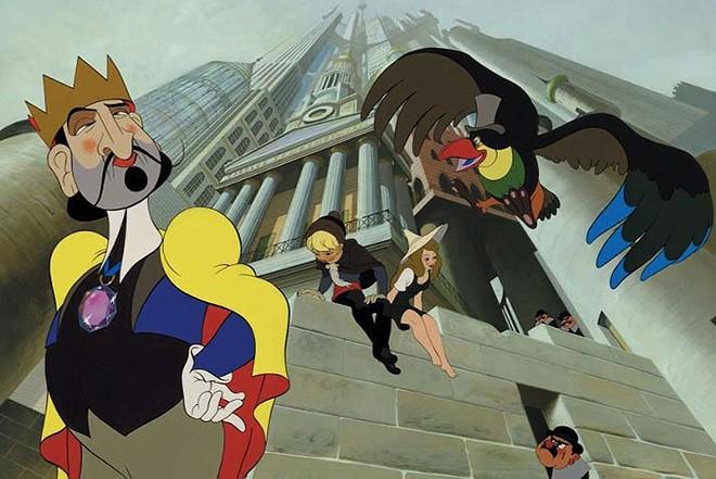 The King and the Mockingbird. - COURTESY SLIFF