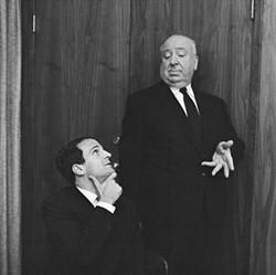 Hitchcock/Truffaut. - COURTESY SLIFF