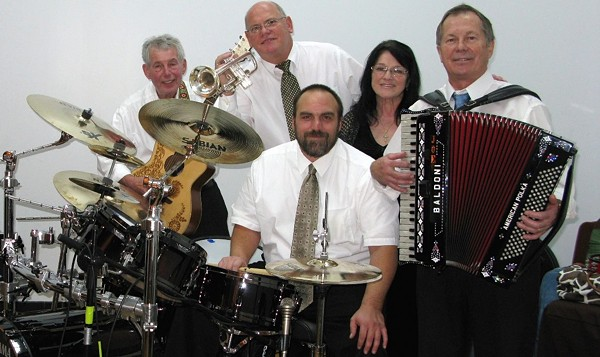 The Joe Polach STL Express, now performing at a Slovak festival near you.