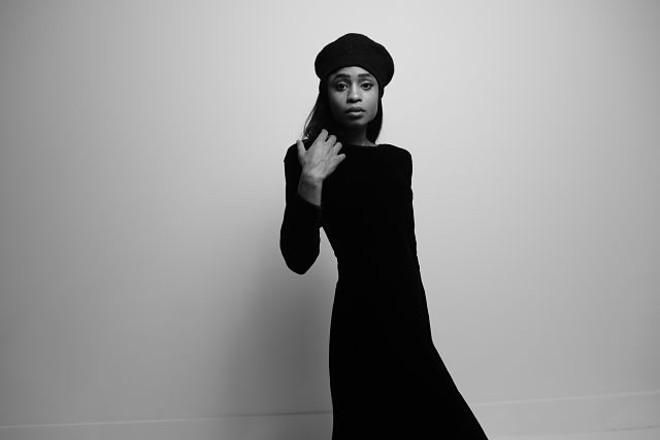 Adia Victoria will perform at Off Broadway on Tuesday, February 26. - VIA GRANDSTAND HQ
