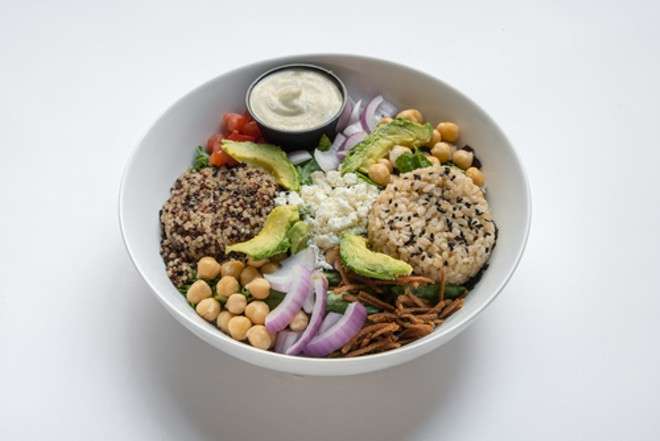 CRAZY BOWLS AND WRAPS | BCAST ADVERTISING & MARKETING