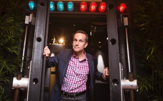 Jimmy Pardo will perform three sets this weekend at Hey Guys Comedy Club. - PHOTO VIA OMNI POP TALENT GROUP