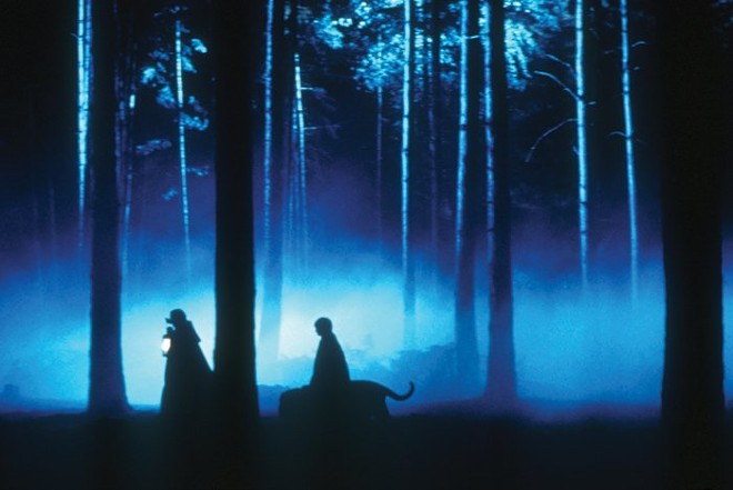 Harry Potter and the Sorcerer's Stone — playing at the Science Center Friday. - COURTESY OF WARNER BROTHERS