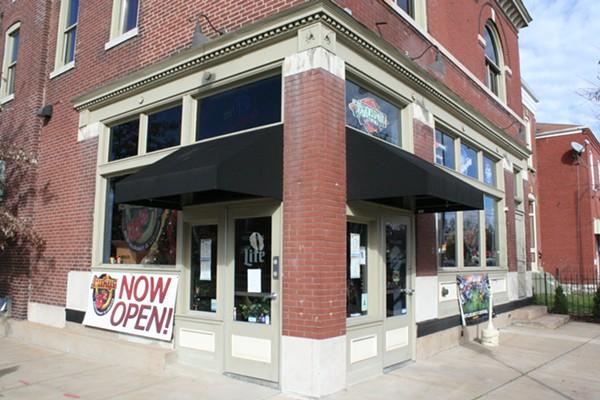 Luckys' Restaurant & Lounge at 7529 Michigan Ave. - JOHNNY FUGITT