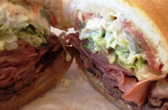 "THE ""TONY SUPREMO"" AT BLUES CITY DELI 