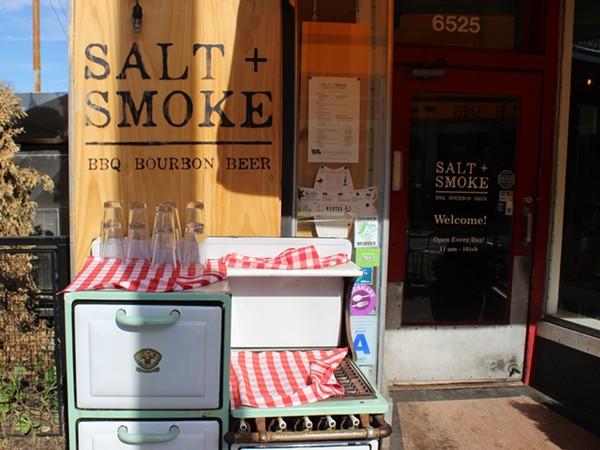 Salt and Smoke is located in the Delmar Loop. - PHOTO BY LAUREN MILFORD