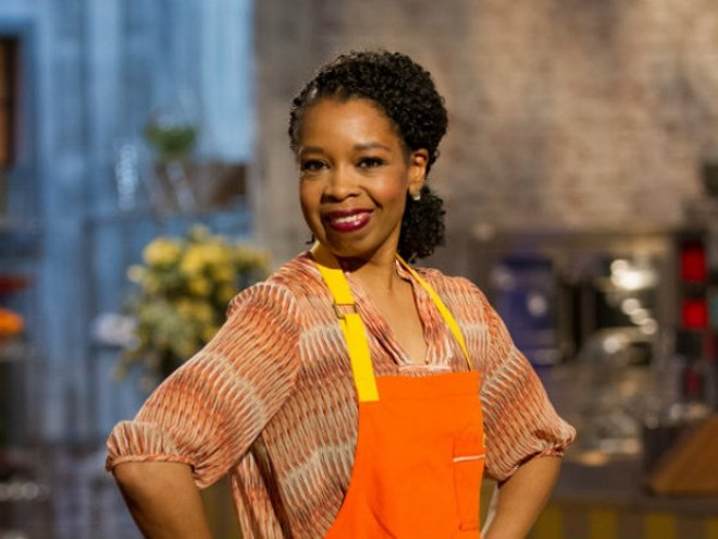 Simone Faure, baker extraordinaire - PHOTO COURTESY OF THE FOOD NETWORK