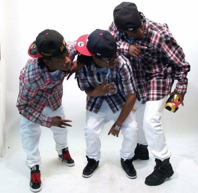 Phantastik members, originally from East St. Louis, claim their hometown deserves credit for the Dab dance craze. - IMAGE VIA PHANTASTIK